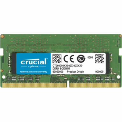 Crucial 32GB DDR4 2666 MT/s SODIMM 260pin CL19