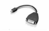 Mini-DisplayPort zu DVI-Adapter
