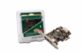 Digitus DS-30203-2 2+1 Port Firewire 800 (1394b) PCI Express Karte